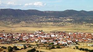Imagen aérea de Agudo - Ciudad Real